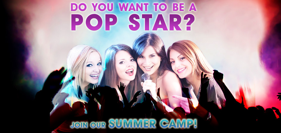 Pop Music Experience Summer Camp